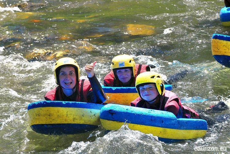 Hydrospeed sur l'Aude - Eaurizon