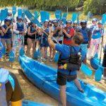 Canoë Kayak Base nautique Puicheric - Eaurizon