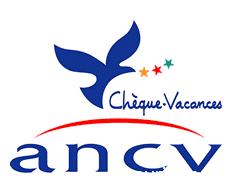 Chèque vacances ANCV acceptés