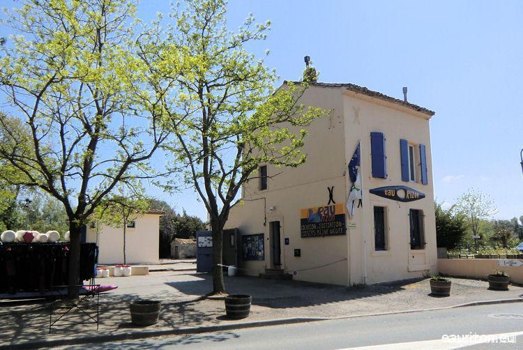 Base Nautique Puichéric - Aude - Eaurizon