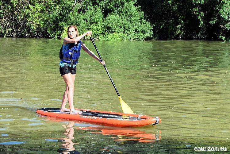 Stand up Paddle - Puicheric - Aude - Eaurizon