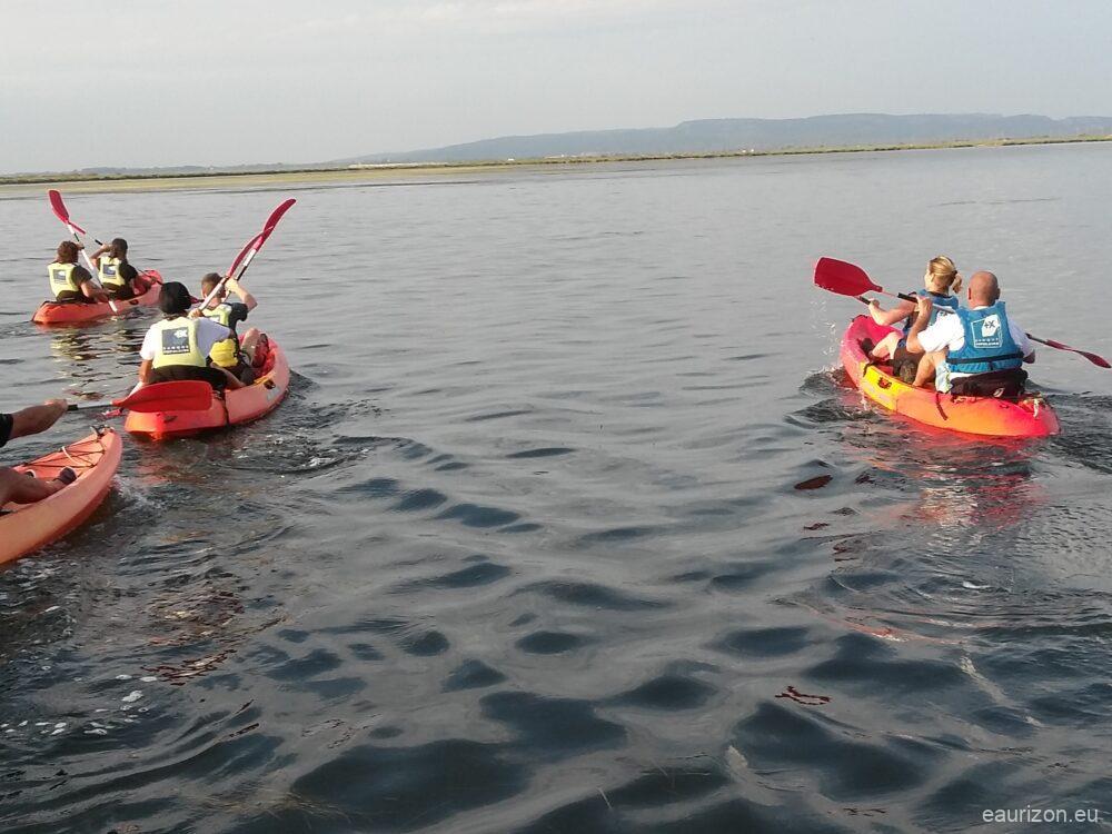 kayak de mer - Aude - Eaurizon