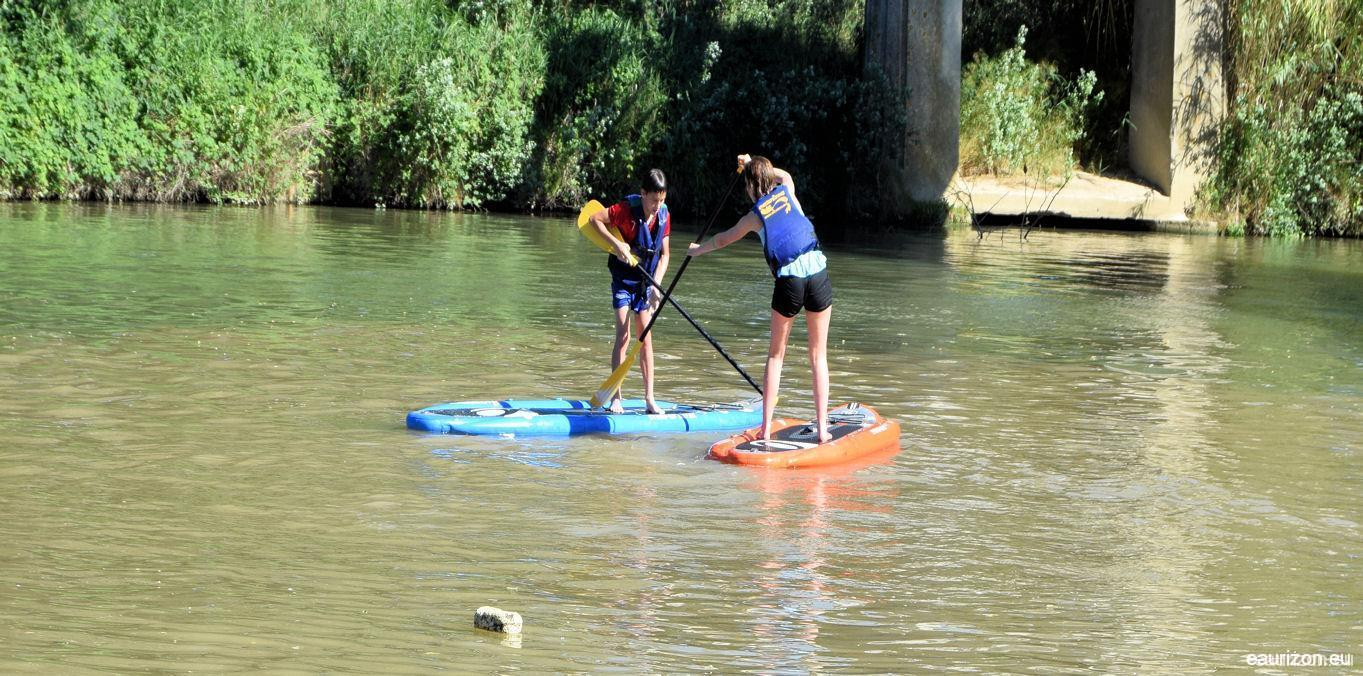 Stand up Paddle - Puicheric - Aude - Eaurizon