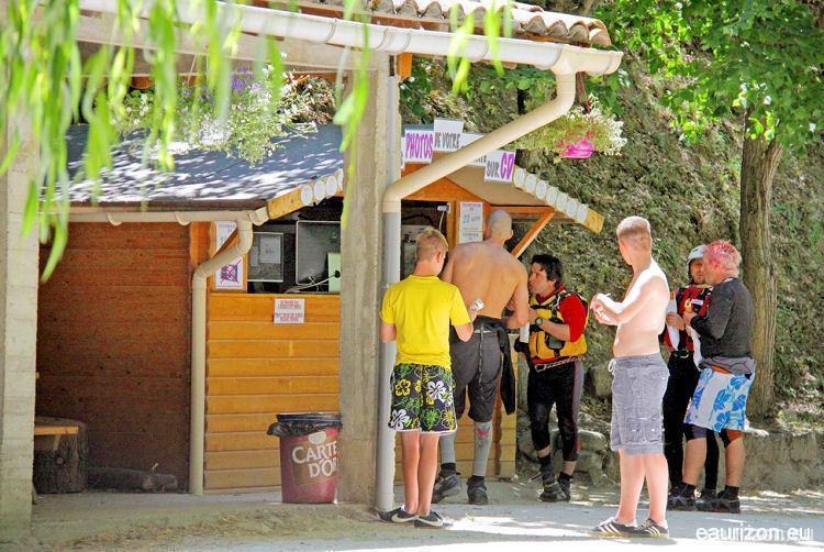 Base Eau Viva Axat - Eaurizon - Sud Rafting