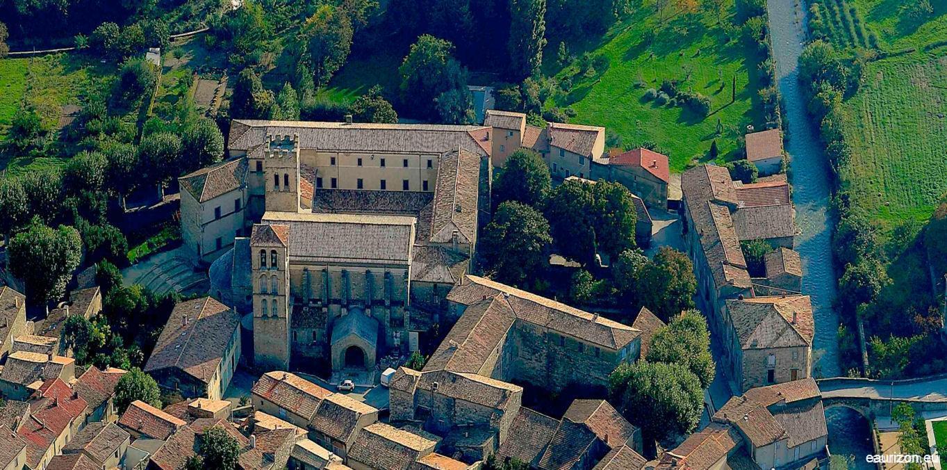Tir à l'Arc - Abbaye de Caunes Minervois - Aude - Eaurizon