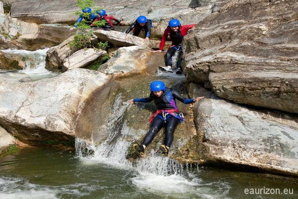 Canyoning Aude – Canyon de Terme – Clue terminet